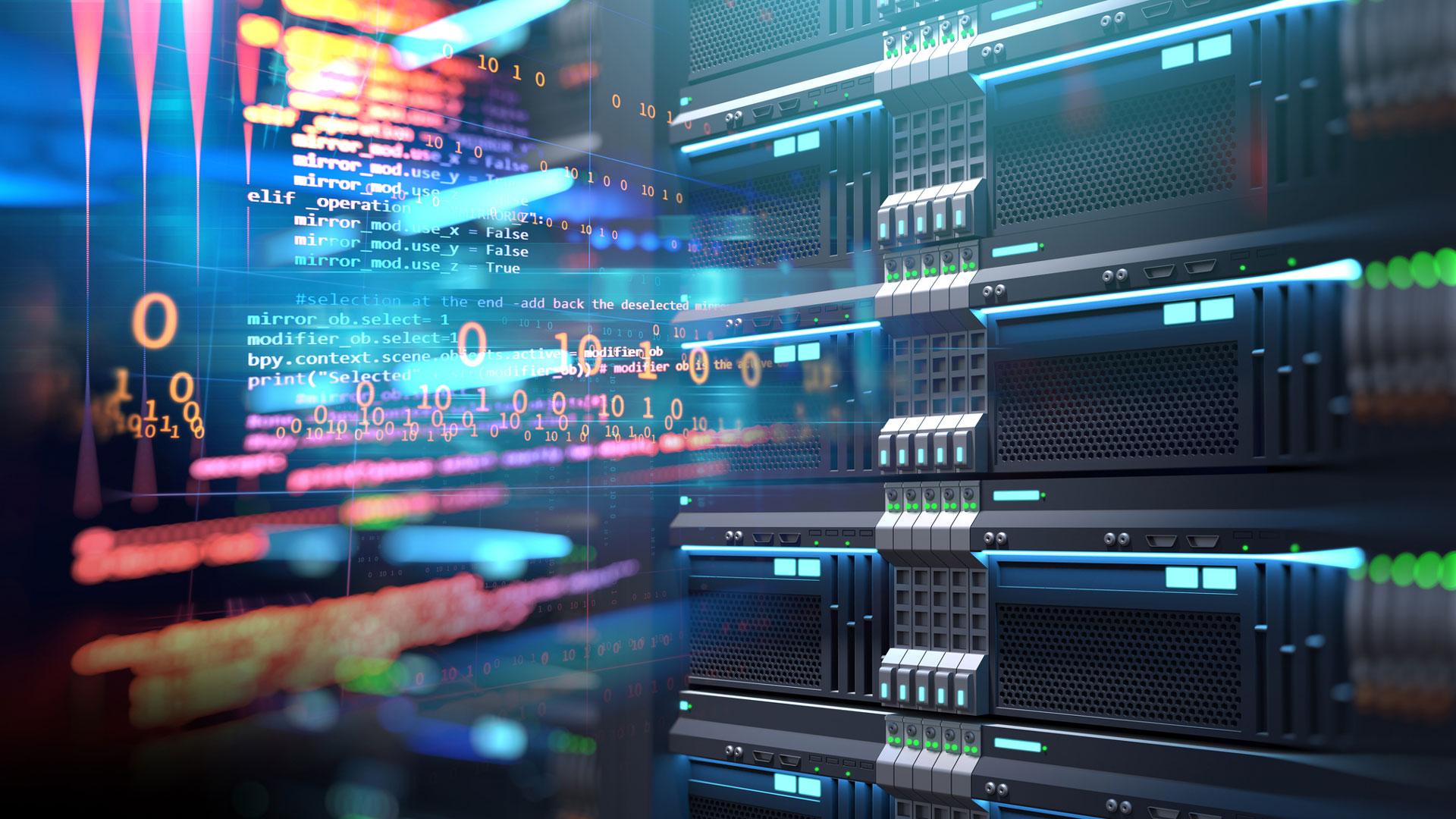 kerja dedicated hosting server