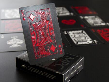 4 Raja pada Game kartu Remi