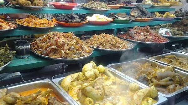 Makanan Khas Suku Minang Yang Lezat Dan Nikmat