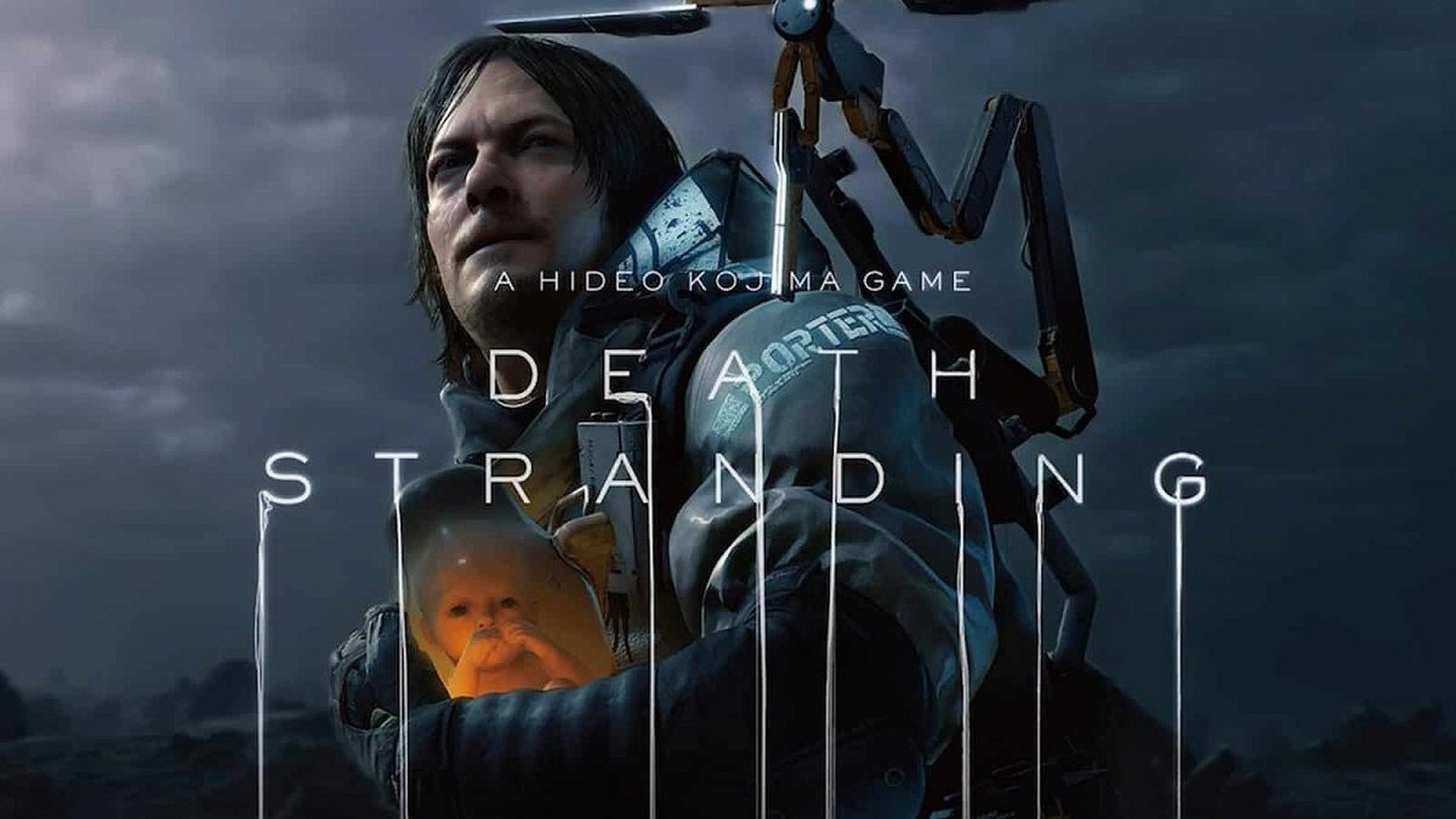 Review Game PS4 - Death Stranding By Sony Interactive Entertainment