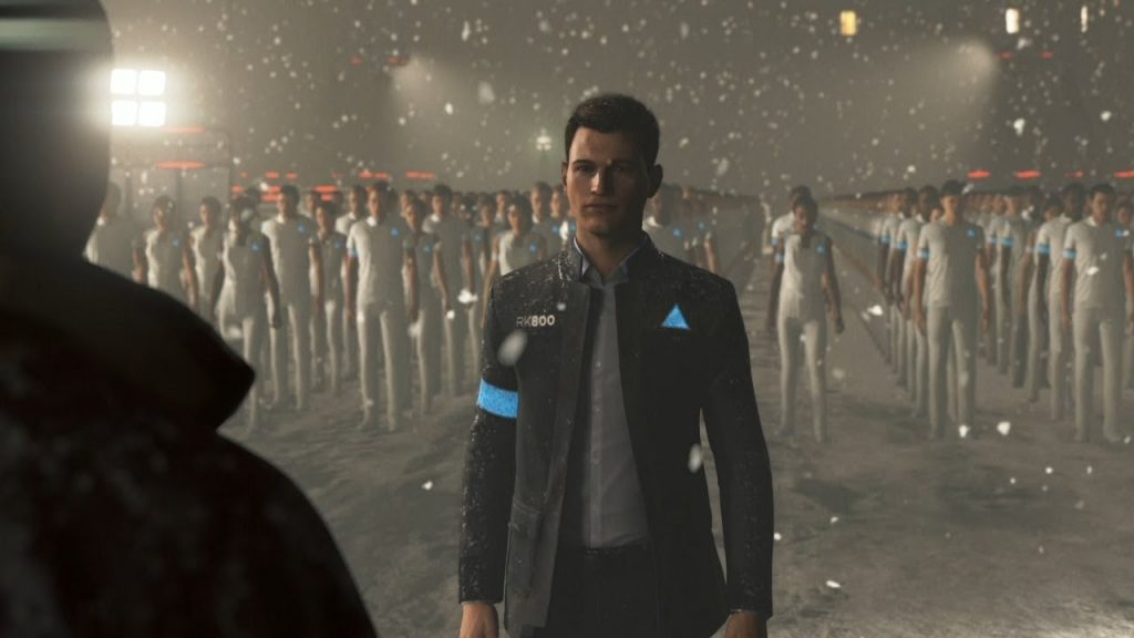 Thrilling Gameplay of Detroit Become Human Adventure Game