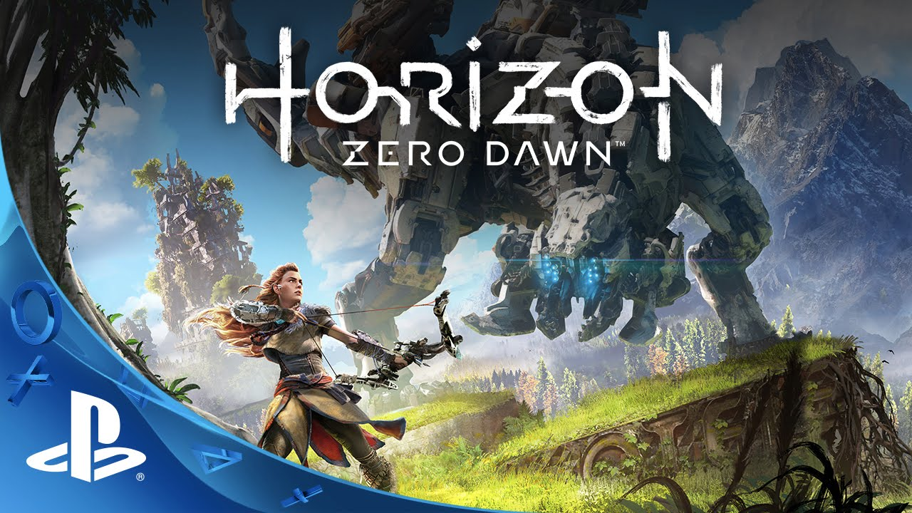 Review Game PS4 - Horizon Zero Dawn By Guerilla Games