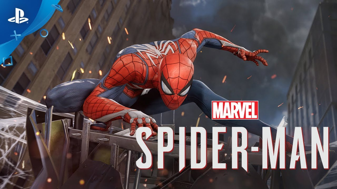 Review Game PS4 – Marvel's Spider-Man Game PS4