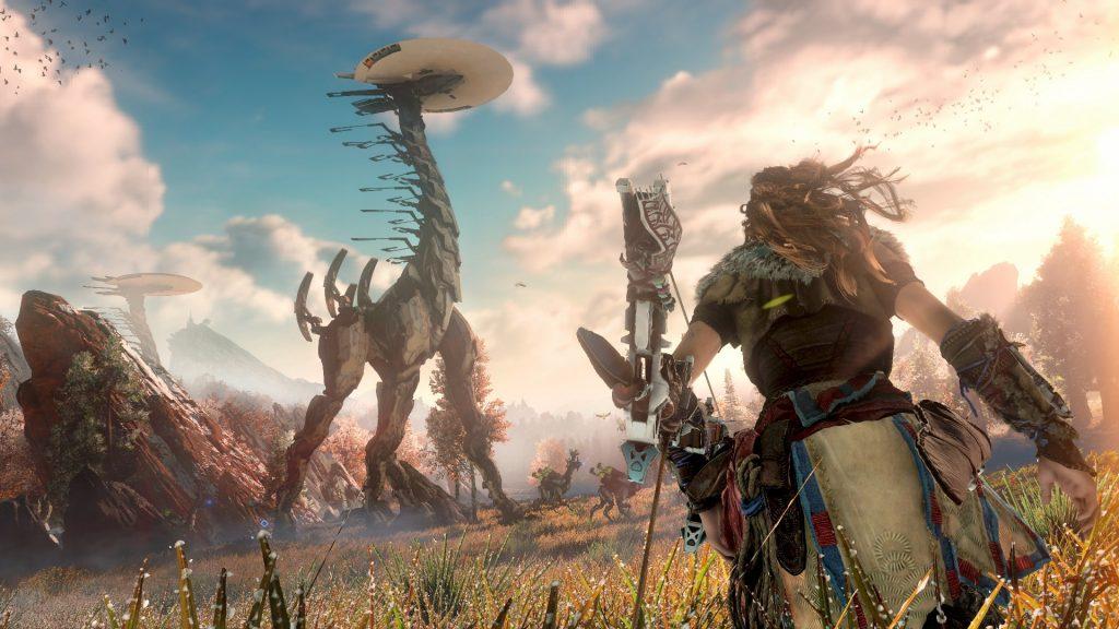 Horizon Zero Dawn by Guerilla Games Has an RPG-Like Feel