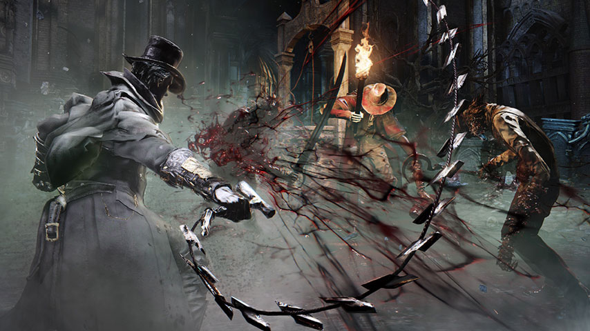 Review Bloodborne Game PS4