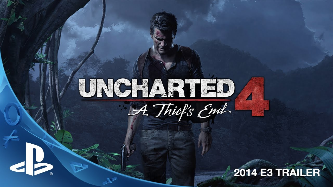 4: A Thief's End Game PS4