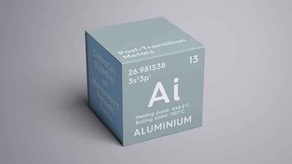 Sejarah Aluminium
